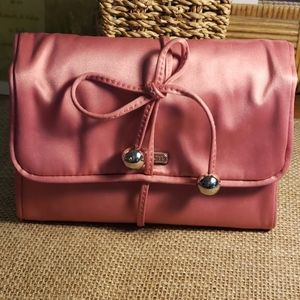 Coach jewelry keeper travel pouch